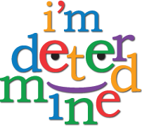 Im Determined logo